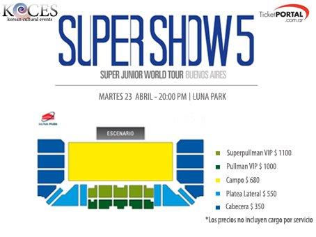 super-junior-argentina-precios-entradas-luna-park