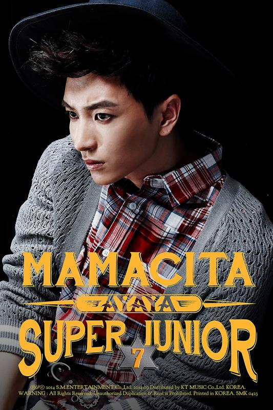 Super JuniorMamacita 아야야 3as Fotos Teaser